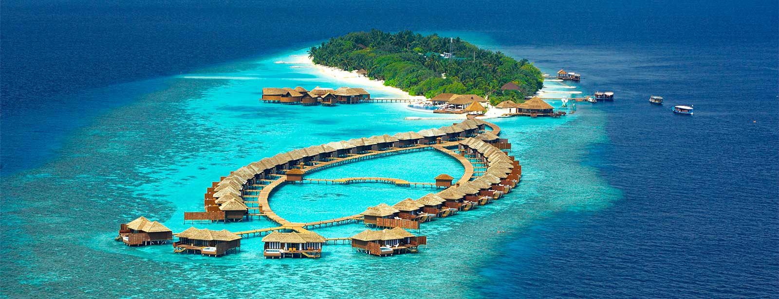Lily Beach All Inclusive Maldives Resort