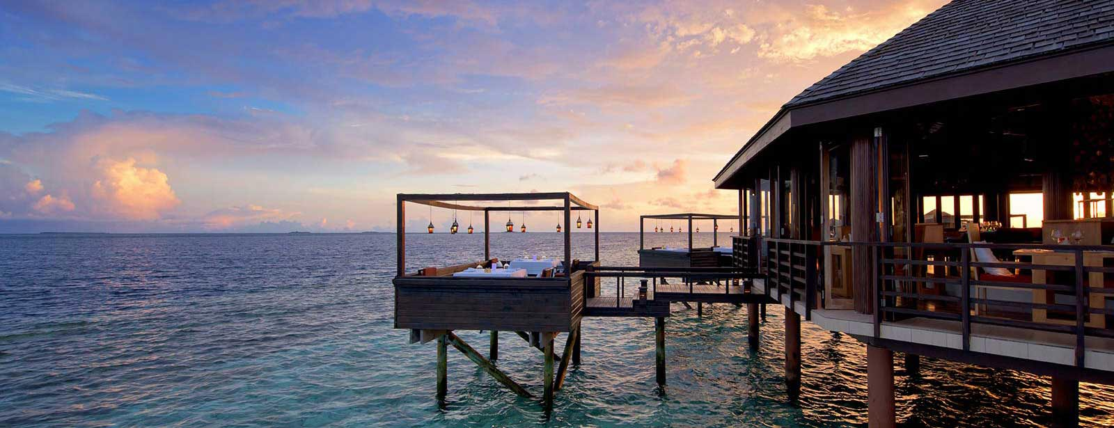 Maldives Resort Lily Beach