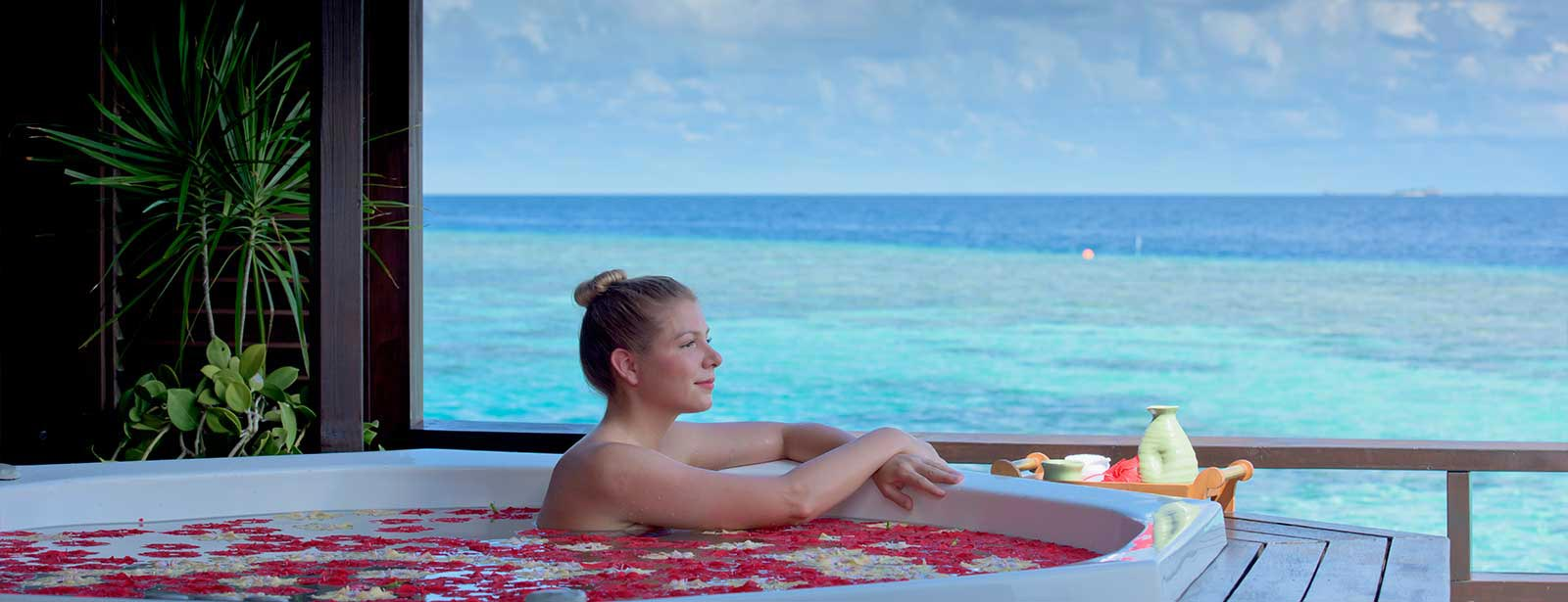 Maldives Spa Lily Beach