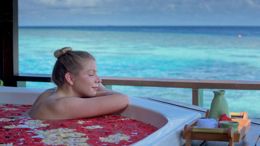 Maldives Spa Resort - Lily Beach