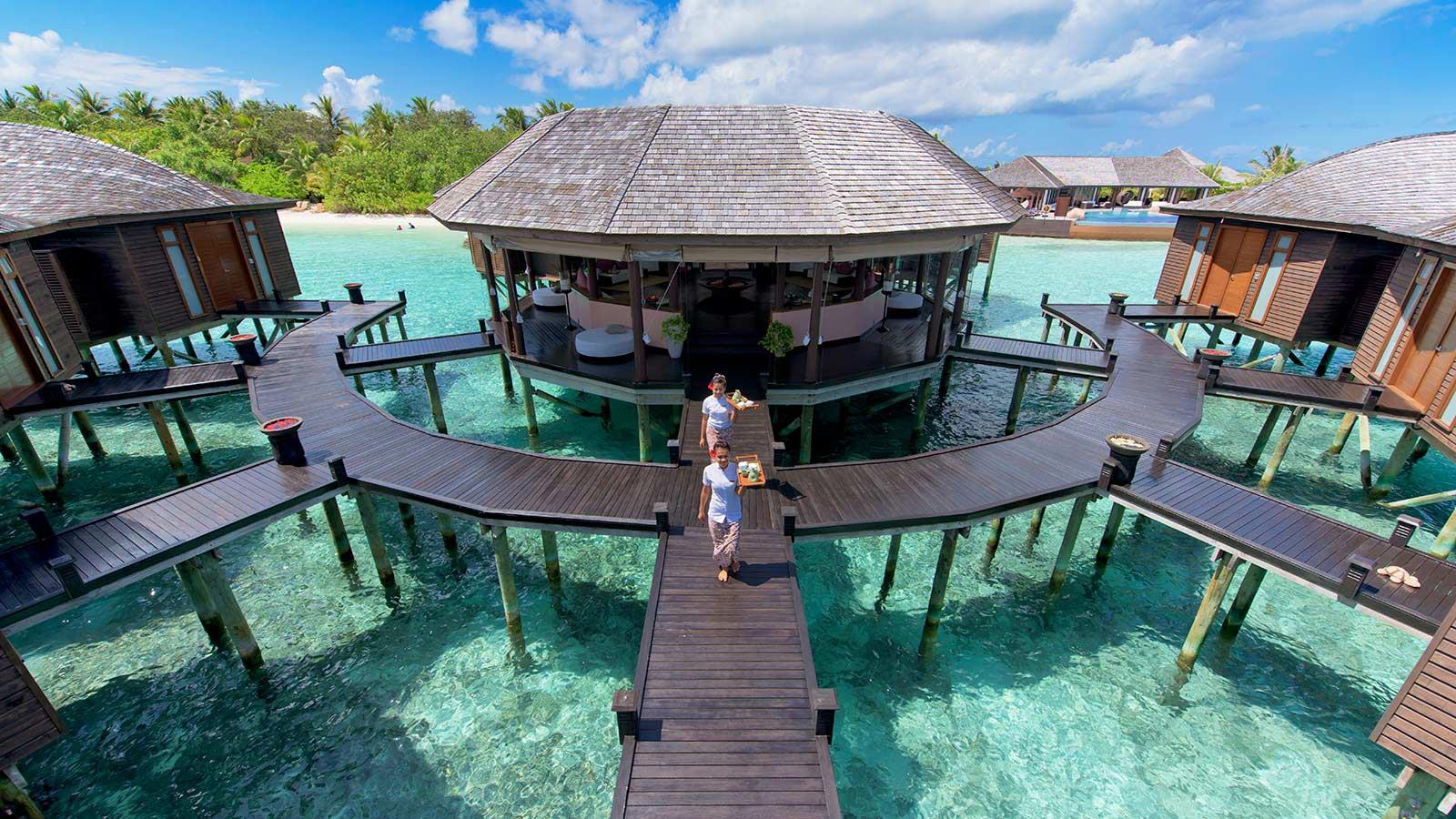 Maldives Glowing Beach Resort