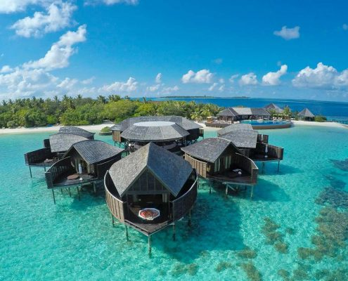 Maldives Spa Resort - Lily Beach