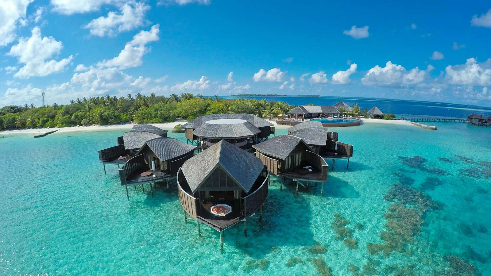 Maldives Spa Resort Lily Beach