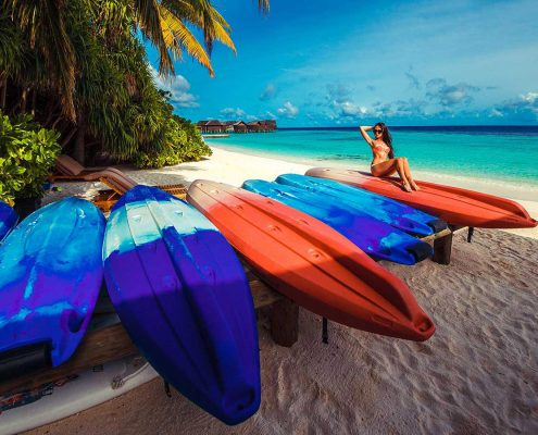 Lily Beach Maldives Watersports