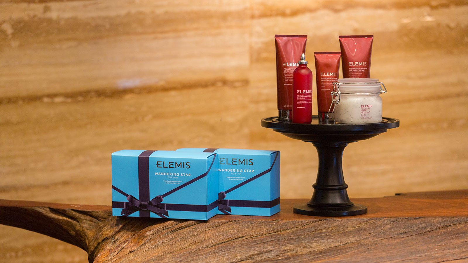 Elemis products at Tamara Spa