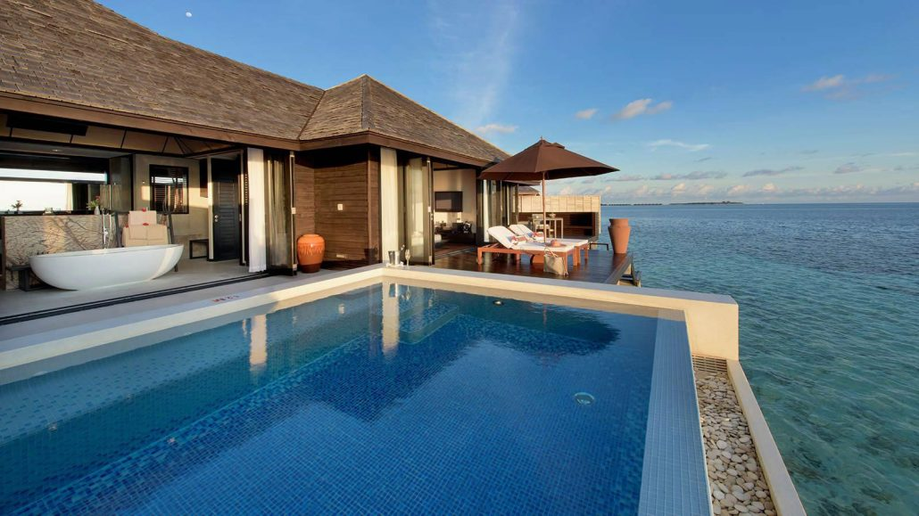 Maldives Luxury Water Villas Maldives Accommodation