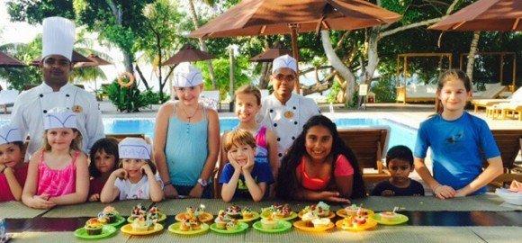 Christmas at Lily Beach Maldives - Turtle Kids' Club