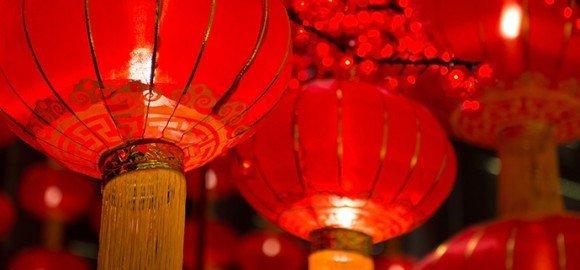 Chinese New Year Lily Beach Maldives