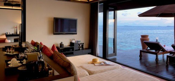 World Luxury Hotel Awards - Lily Beach Resort & Spa, Maldives