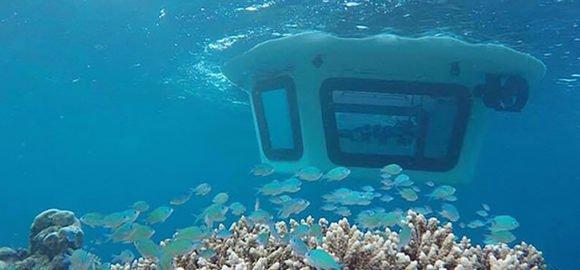Lily Beach Maldives Submarine