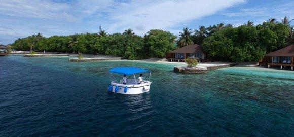 Maldives Excursions Semi Submarine