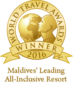 Lily Beach Maldives Leading all inclusive resort World Travel Awards 2016
