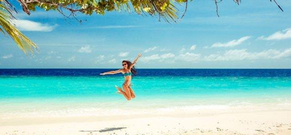 Jet lag tips Lily Beach Maldives