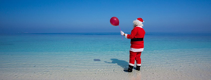 christmas and new year at lily beach maldives resort