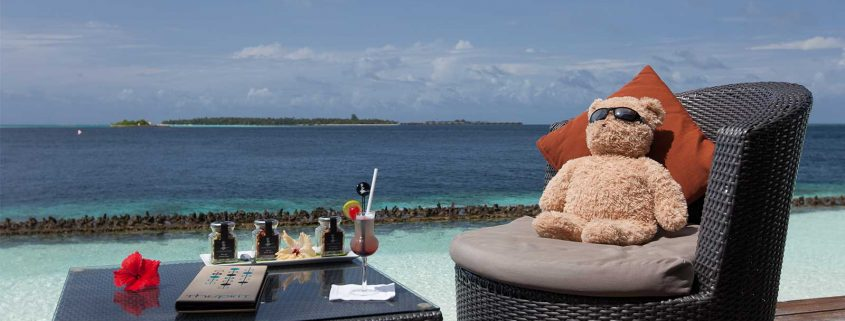 Family Holiday at Lily Beach Resort Maldives