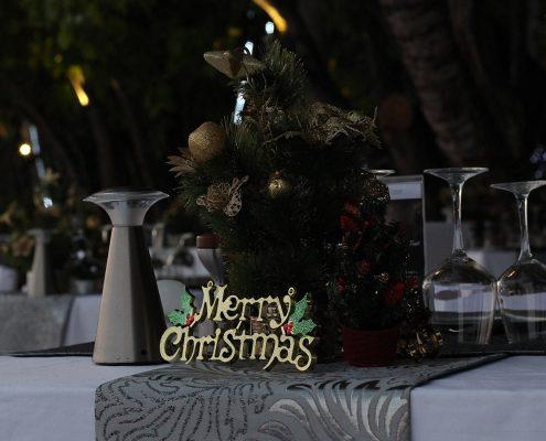 LIly Beach Maldives Resort Christmas