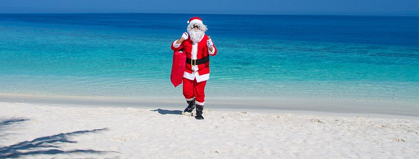 merry christmas from lily beach resort maldives