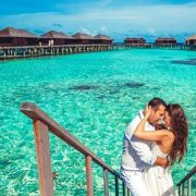Lily Beach Maldives one of the most romantic resort in the Maldives