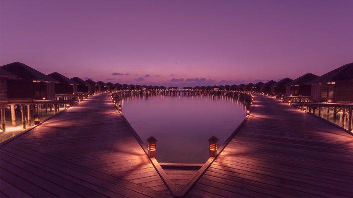 Lily Beach Luxury Water villas