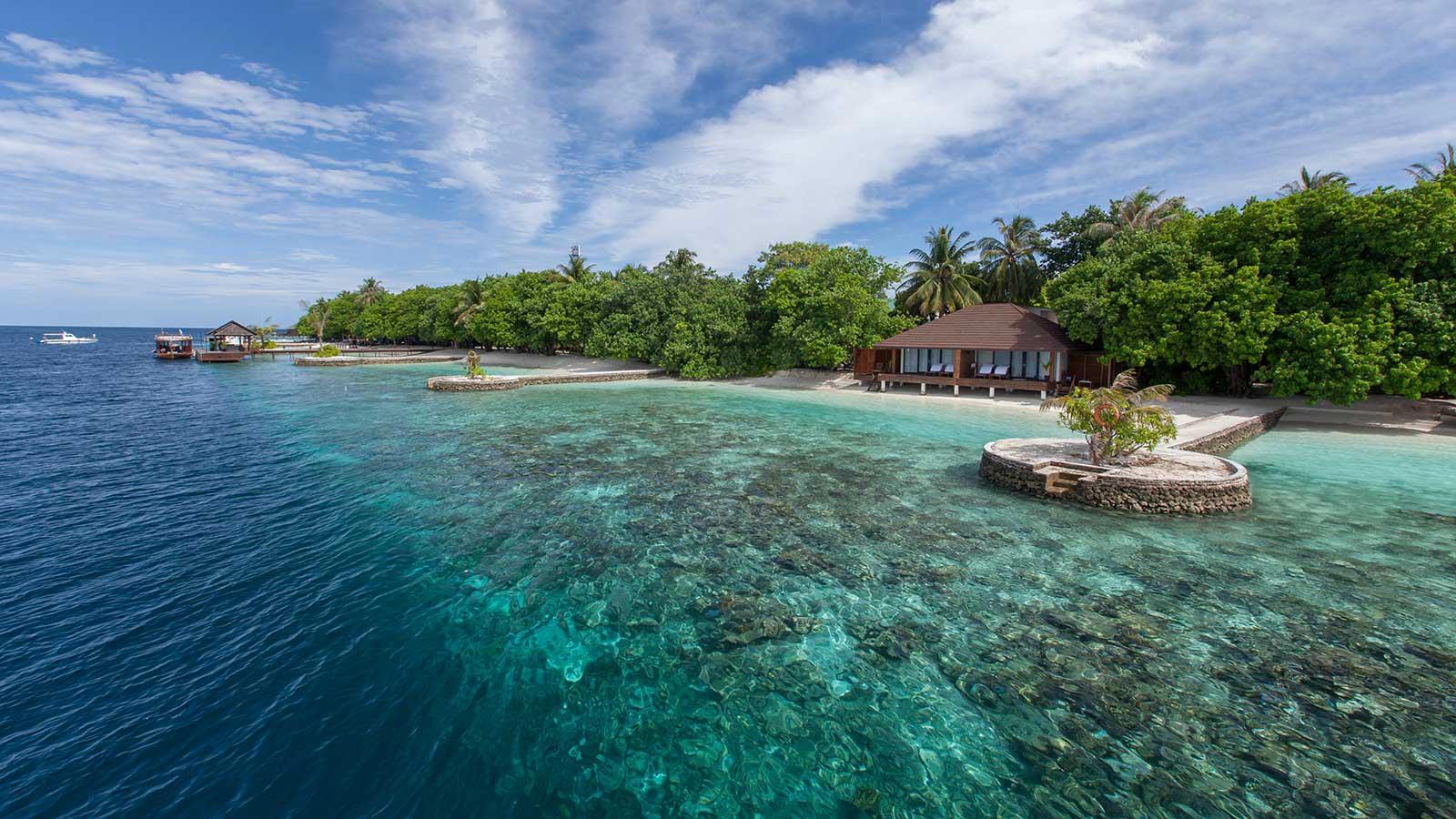 Lagoon Villa Reef