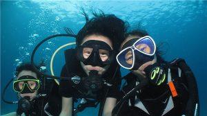 Discover Scuba Diving Maldives