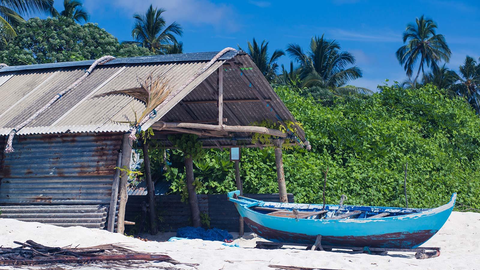 Local Island Mahibadhoo