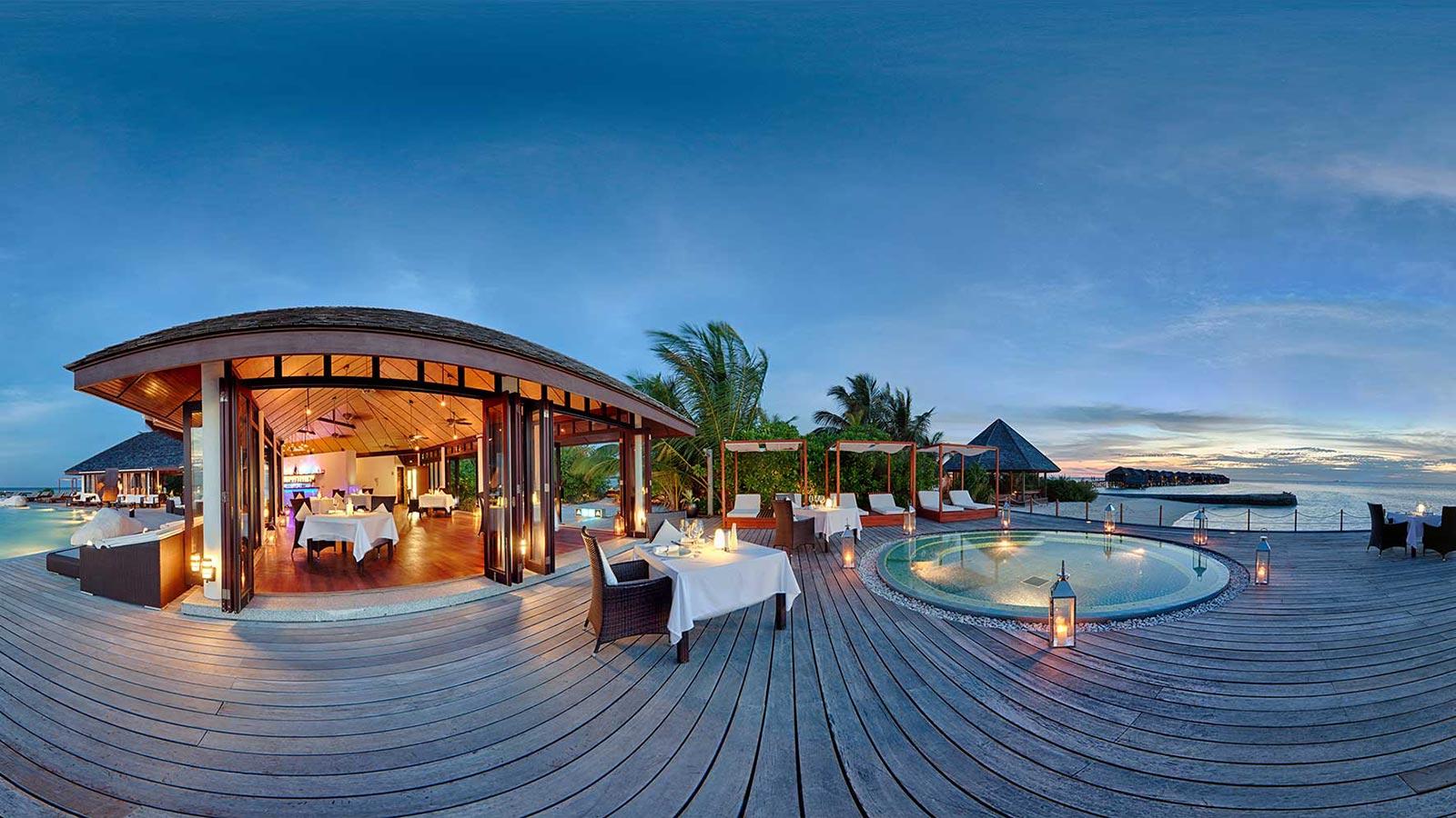 Les Turquoise des Aqua Lily Beach Maldives 360 Tour
