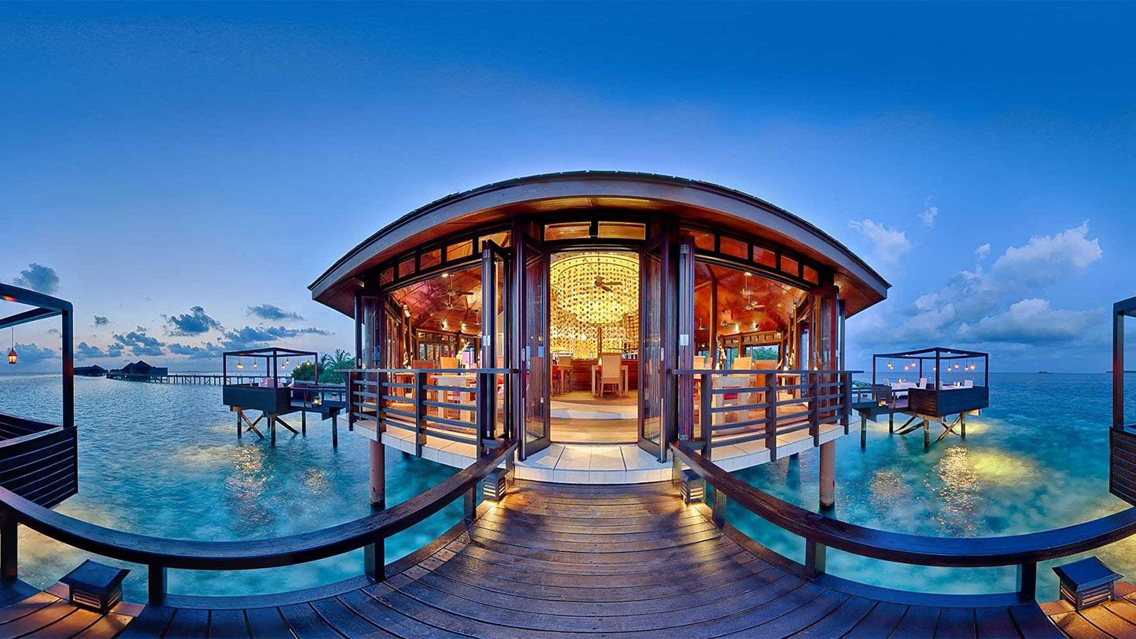 Tamarind Lily Beach Maldives 360 Tour