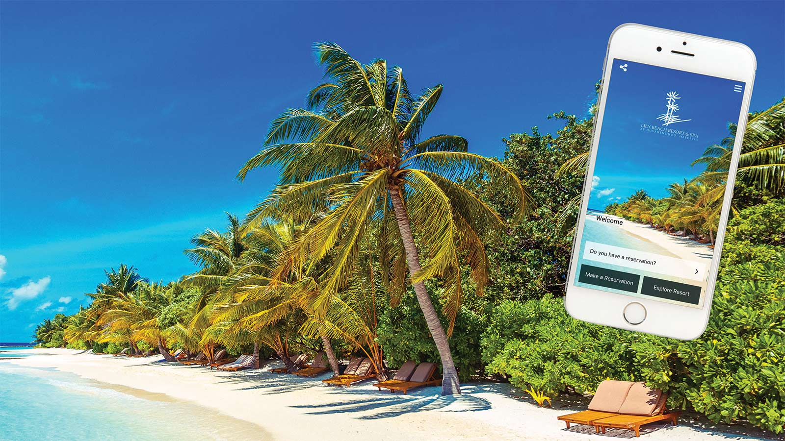 Lily Beach Maldives App