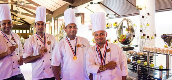 Award Winning Chefs at Lily Beach