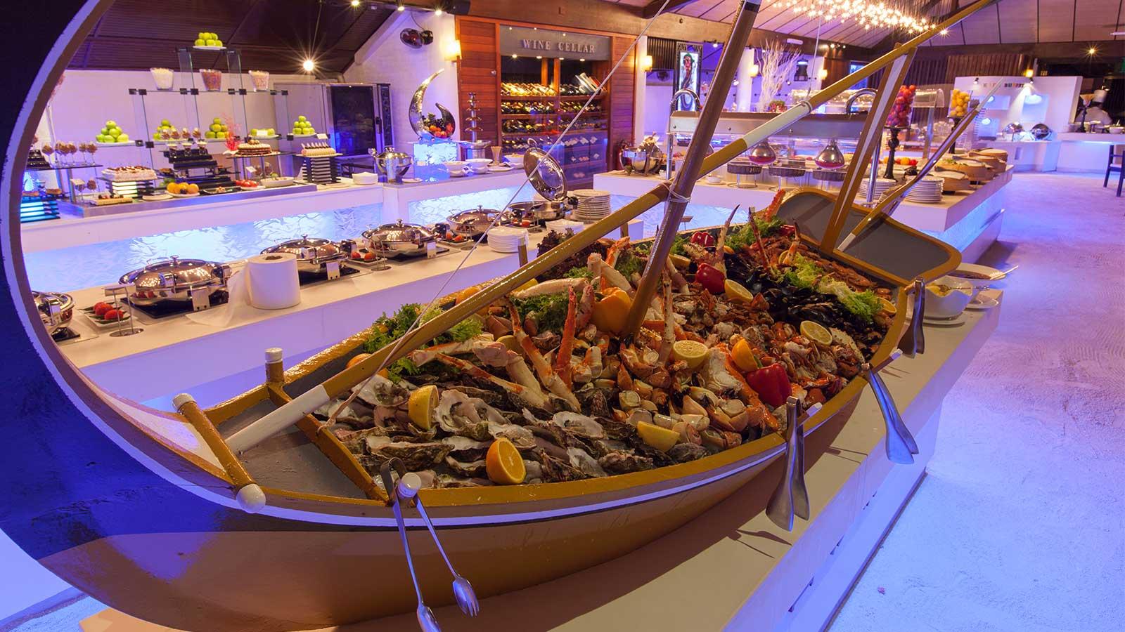 Award Winning Delicacies At Lily Beach Resort Maldives
