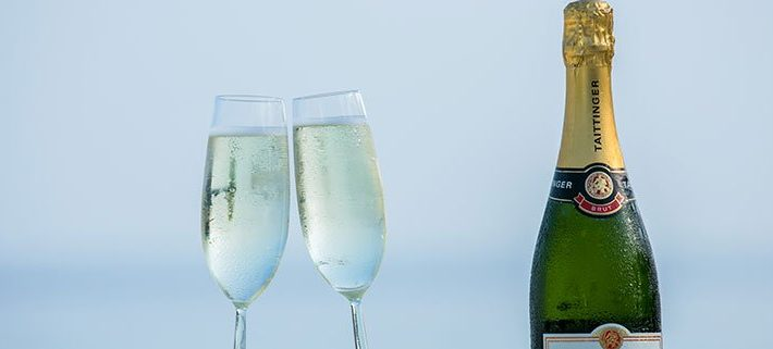 champagne on Platinum plan