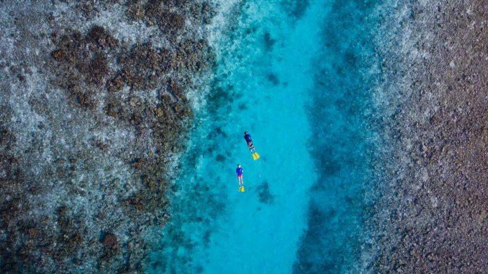 Snorkeling Maldives Lily Beach