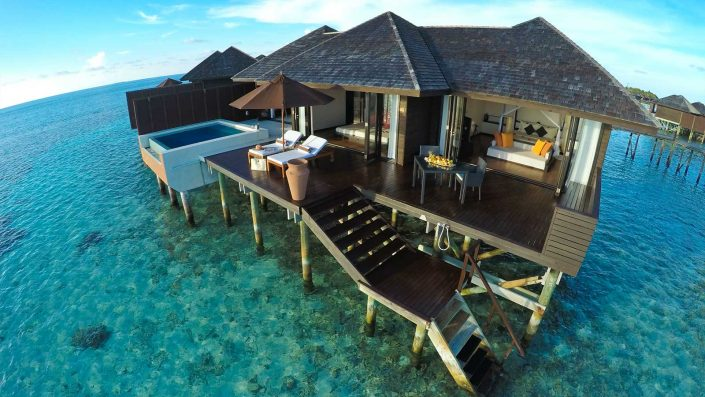 Maldives Luxury Water Villas