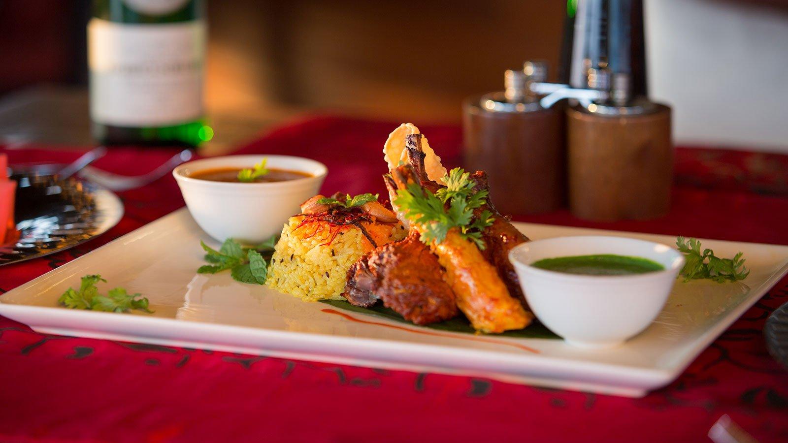 Tamarind Dish