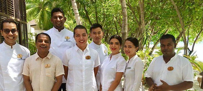 multicultural team