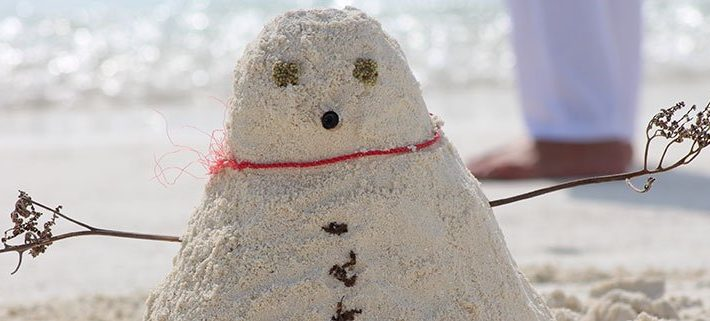 Christmas Getaway at Lily Beach