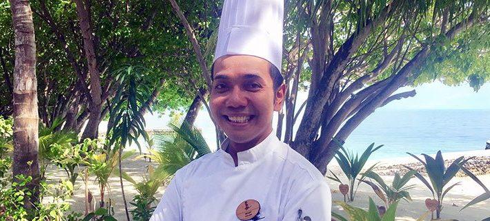 Ekasit Andaris Tamarind Chef at Lily Beach
