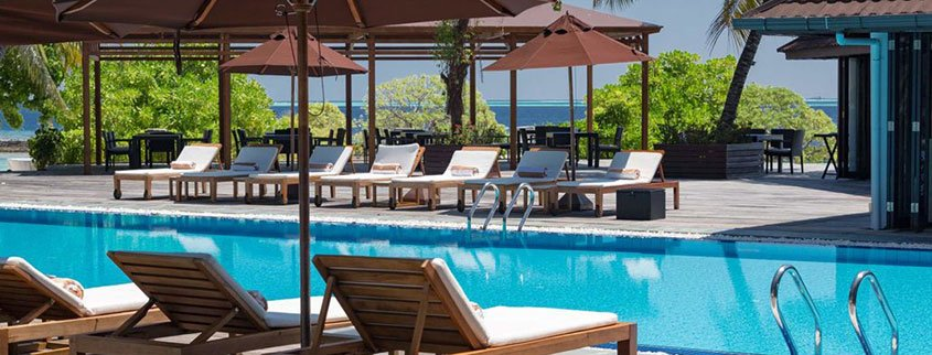 Lily Beach Resort Maldives Sunset Water Suite