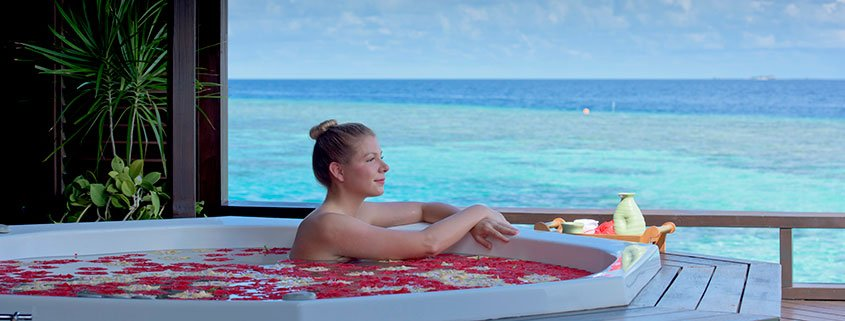 Indulge in a Spa treatment at Tamara Spa