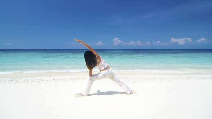 Fitness at Lily Beach Maldives