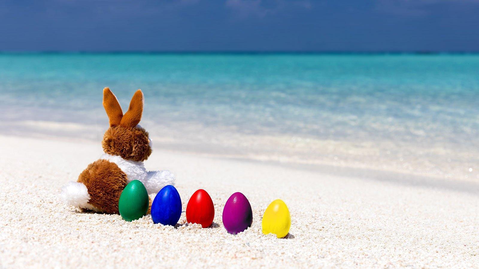 Easter at Lily Beach Maldives