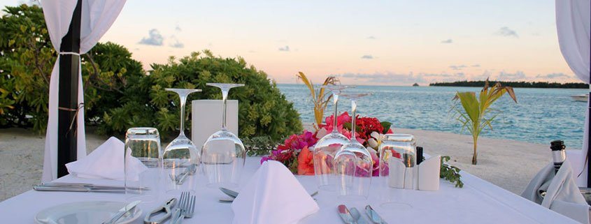 Romantic Private Dining experiences at Lily