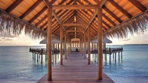 Samsara Restaurant at Hideaway Beach Maldives