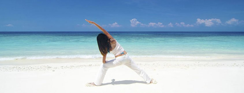 Stay fit during your holiday at Lily Beach