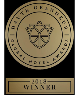 Haute Grandeur Global Hotel Awards 2018
