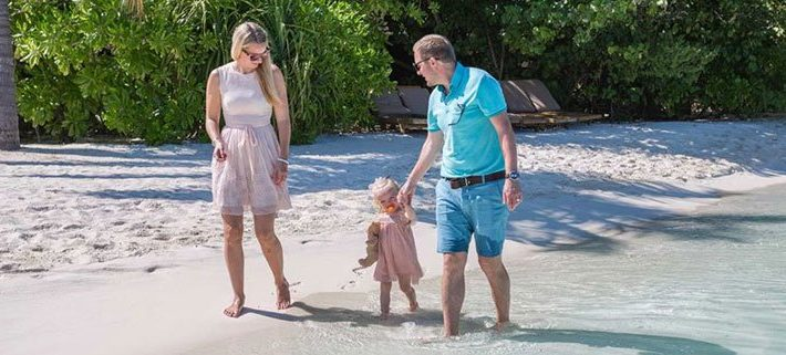 Perfect family holiday at Lily Beach