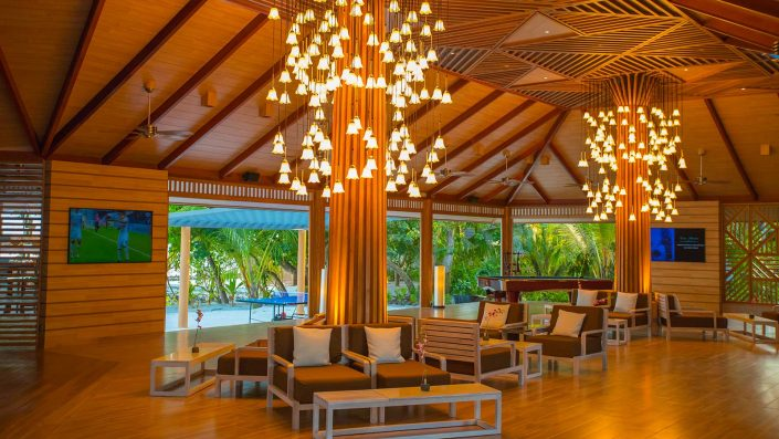 Vibes Bar at Lily Beach Maldives