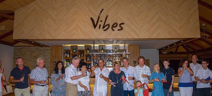 Vibes Bar reopening celebrations