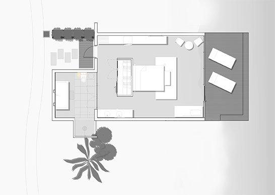Lagoon Villa Floor Plan